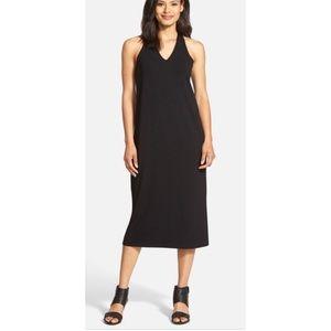 Eileen Fisher Maxi Criss Cross Dress
